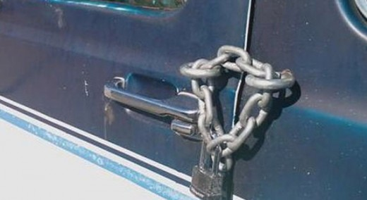 This is how you fix car door locks