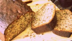 Easy Banana & Walnut Loaf Cake Recipe