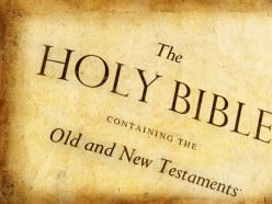 Answering a Question: Is the Holy Bible Perfect & What that Means to Me?