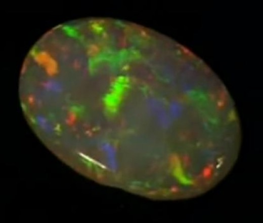 Types of opals