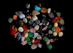 An Introduction to Healing with Stones and Crystals.