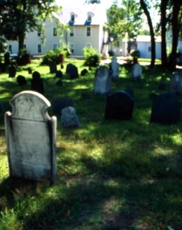 Old Burying Ground