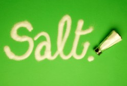 Top Ten Salty Snacks