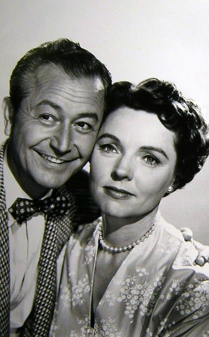 Jim and Margaret Anderson of Father Knows Best