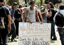 Just punishment for bullies?
