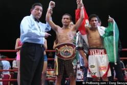 Nietes defeats Salguero, Phiboxing.com.