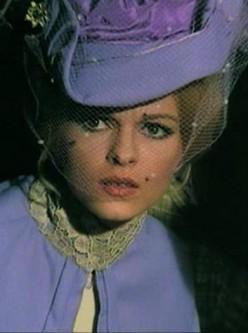 Maria Rohm (1970's Count Dracula)