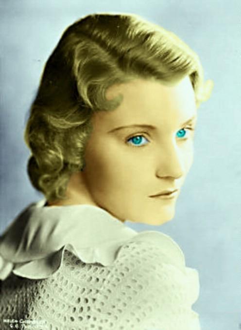 Helen Chandler (1931's Dracula)