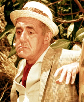 Thurston Howell, always ready to invest in luxury goods, packed tens of thousands of dollars for a three hour tour.