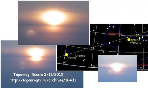 Here are even more images of Nibiru or the Planet X complex which soon will be undeniable to everyone.