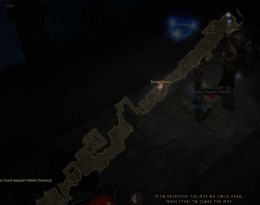 Diablo 3 Map to Finding the Demon Gate at the Edge of the Abyss