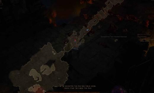 Diablo 3 Find Rakkis Crossing and Tyrael