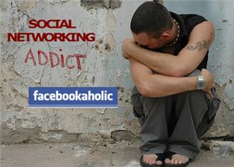 The New Disease: Facebookaholic; The new High found in Social Networking circles and has millions of people Addicted to it and seem to be caught up in its vice-grip and can't do anything about it