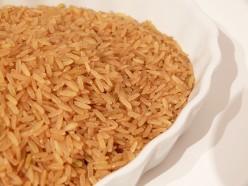 Brown Rice Grains