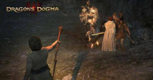 Dragon's Dogma - the astute level up of the hero and his main pawns will create the ultimate party for any situation