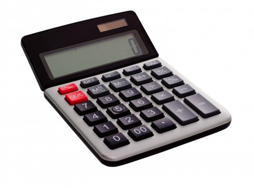 How to calculate effective rate to accept credit cards.