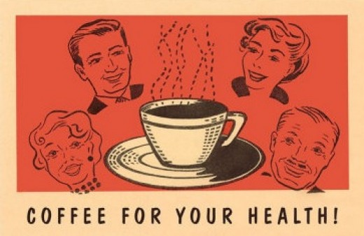 Drink up! Coffee drinking is linked with longer life.