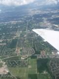 Flying for a Visit