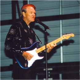 Glen Campbell, picture taken in about 2004.