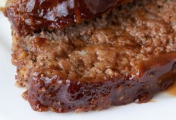 Big Daddy's Easy Smokey Venison Meatloaf