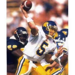 4-Time Pro Bowler Jeff Garcia in action for the San Jose Spartans