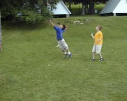 Backyard Fun with Kids and Teens