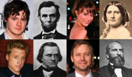 ALVH Cast and Characters The Cast and their real-life counterparts: Benjamin Walker as Abraham Lincoln Mary Elizabeth Winstead as Mary Todd Lincoln Alan Tudyk as Stephen A. Douglas Jimmi Simpson as Josh Speed