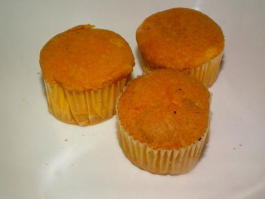 Standard cupcake. Sweet and satisfying.  HAVENOT