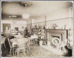 Title: [Village store.] Date: 1915