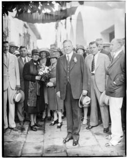 Title: Herbert Hoover Date: 1928