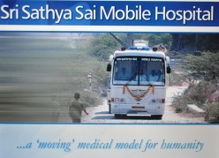 Sathya Sai Mobile Hospital - a 'moving' miracle of love