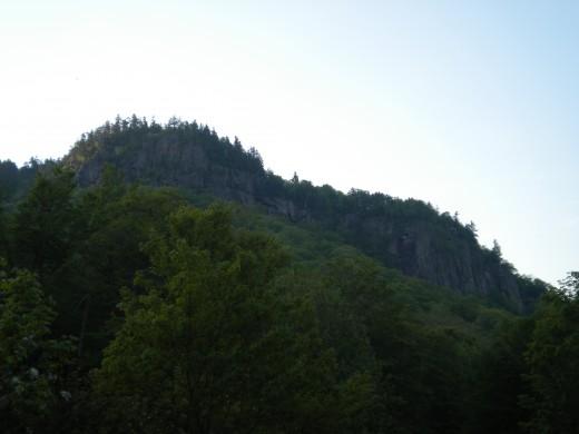 Frankenstein Cliffs