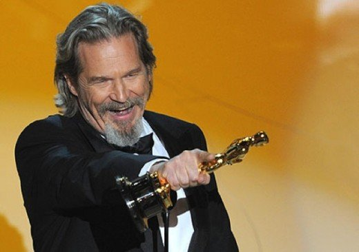 Jeff Bridges wins Oscar