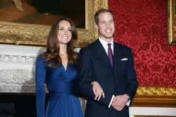 WILLIAM STANDING WITH THE MOST-BEAUTIFUL WOMAN ALIVE: PRINCESS KATE.