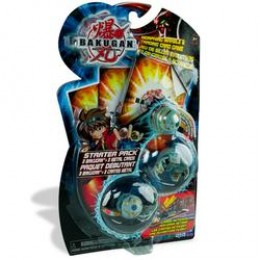 The heart of the game...the Bakugan Starter Pack.