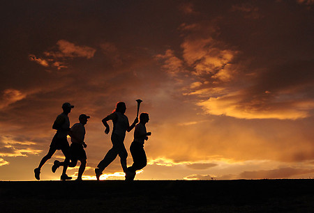 Image courtesy of http://www.worldharmonyrun.org ~ a global torch relay, seeking to strengthen international friendship and understanding.