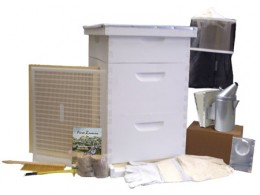 Honey Bee Supplies