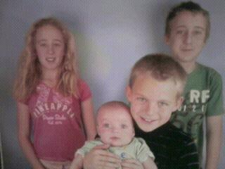 Left to Right: Jennifer, Jason, Bryan and Robert