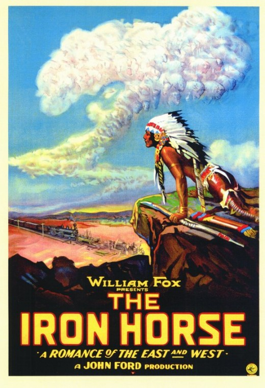 The Iron Horse (1924)