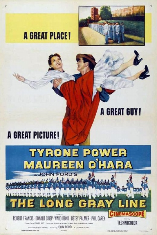 The Long Gray Line (1955)