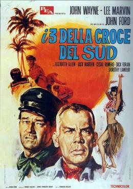 Donovan's Reef (1963) Italian poster