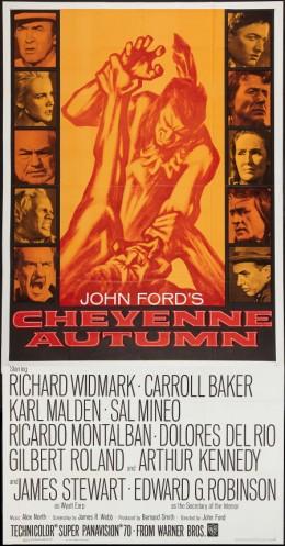 Cheyenne Autumn (1964)