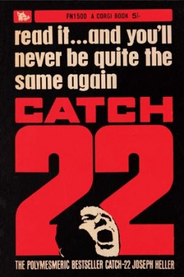 an analysis of catch 22 a novel by joseph heller Horatian satire, named for the roman satirist horace (658  start studying analysis of catch 22 satirical novel by joseph heller language arts writing.