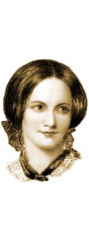 Charlotte Bronte was a lovely lady, indeed!