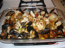 The Fisherman's Daughter Sauteed Seafood Medley