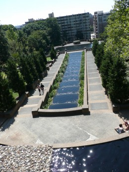 I spent many hours in Malcolm X Park in Washington, DC.