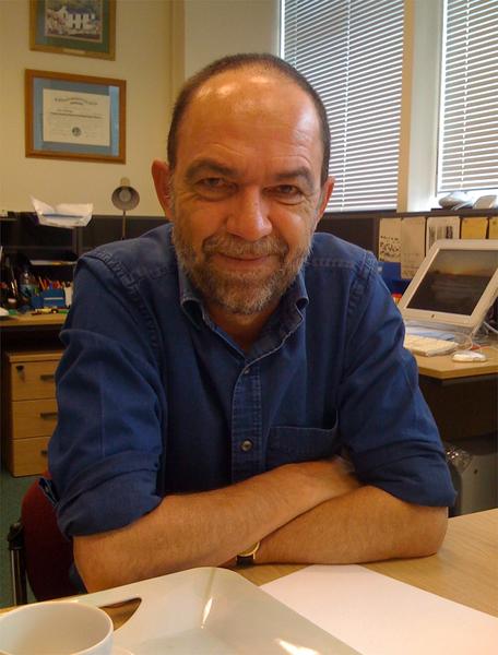 Dr. Alec Jeffries