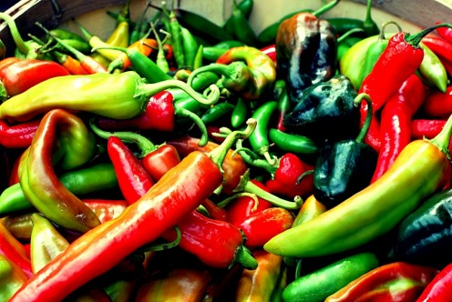 Chili Peppers or Siling Labuyo