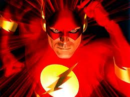 DC Comics The Flash. Will he finally appear in his own movie, much less a Justice League movie?