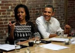 The Morning Conversations of Barack & Michelle Obama #34